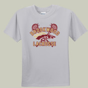 Logo - 3931B Fruit of the Loom Youth 5oz., 100% Heavy Cotton HD T-Shirt