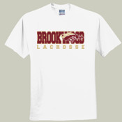 Brookwood - 3931 Fruit of the Loom Adult 5oz. 100% Heavy Cotton HD T-Shirt