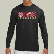 Brookwood - N3165 A4 Long-Sleeve Cooling Performance Crew Neck T-Shirt