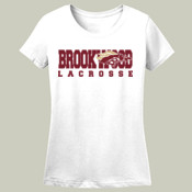 Brookwood - L3930R Fruit of Loom Ladies' 5oz. 100% Heavy Cotton HD T-Shirt