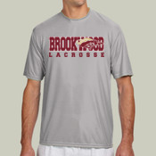 Brookwood - N3142 A4 Short-Sleeve Cooling Performance Crew Neck T-Shirt