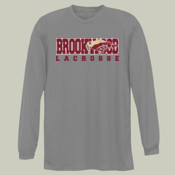 Brookwood - NB3165 A4 Youth Long Sleeve Cooling Performance Crew Shirt