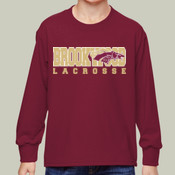 Brookwood - 4930B Fruit of the Loom Youth 5oz. 100% Heavy Cotton HD™ Long-Sleeve T-Shirt