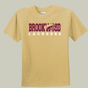Brookwood - 3931B Fruit of the Loom Youth 5oz., 100% Heavy Cotton HD T-Shirt