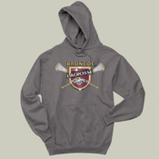 Shield - 996Y Jerzees Youth 8oz. NuBlend® 50/50 Pullover Hood