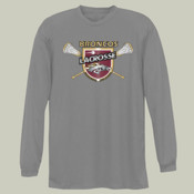 Shield - NB3165 A4 Youth Long Sleeve Cooling Performance Crew Shirt