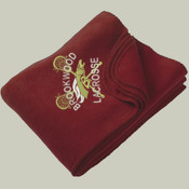 Logo - M999 Harriton - Fleece Blanket