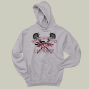 DistressedLogo - 996Y Jerzees Youth 8oz. NuBlend® 50/50 Pullover Hood